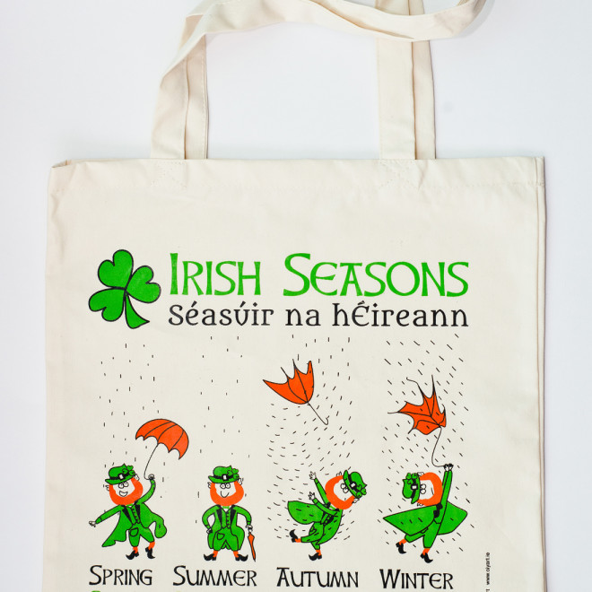 BA 653 Irish Seasons- LEP