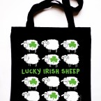 LUCKY IRISH SHEEP_BLACK
